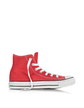 CONVERSE | All Star - Красные Высокие Кеды | Clouty
