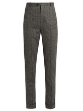 Isabel Marant   Katja slim-fit cropped trousers   Clouty