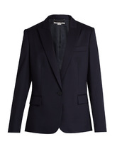 Stella McCartney | Ingrid single-breasted wool jacket | Clouty