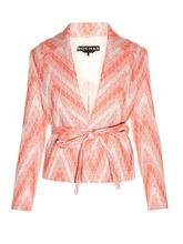 Rochas | Chevron-woven tweed jacket | Clouty