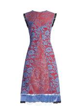 Altuzarra | Harry lace-overlay dress | Clouty