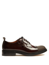 JOSEPH | Leather derby shoes | Clouty