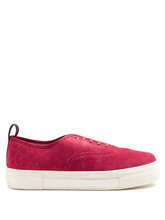 Eytys | Mother low-top suede trainers | Clouty