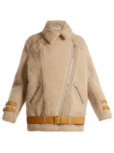 Acne Studios | Velocite shearling jacket | Clouty