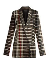 Haider Ackermann | Renior peak-lapel tweed blazer | Clouty