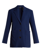 Kwaidan Editions | Torrance single-breasted jacket | Clouty
