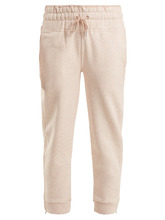 adidas by Stella McCartney | Essential cotton-blend cropped track pants | Clouty