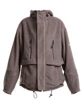 Martine Rose | Oversized fleece jacket | Clouty
