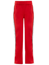 Off-White   Side-stripe straight-leg track pants   Clouty