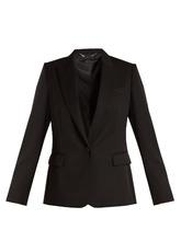 Stella McCartney | Peak-lapel single-breasted wool jacket | Clouty