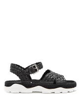 Stella McCartney | Woven-rope espadrille sandals | Clouty