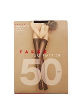 Falke | Pure Matt 50 denier hold ups | Clouty