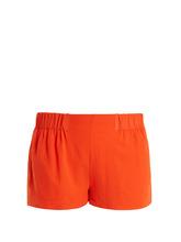 CASA NATA | Elasticated-waist cotton-gauze shorts | Clouty