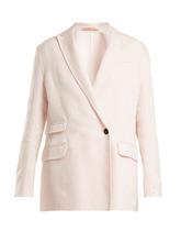 SUMMA | Oversized peak-lapel jacket | Clouty