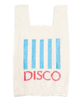 Ashish | Disco sequin-embellished cotton bag | Clouty