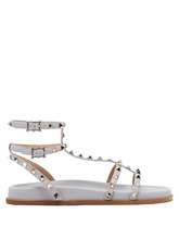 VALENTINO | Submerge Rockstud leather sandals | Clouty