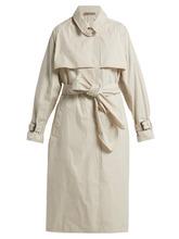 Bottega Veneta | Single-breasted cotton-blend trench coat | Clouty