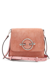 J.W. Anderson | Disc small leather cross-body bag | Clouty