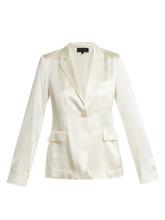 Nili Lotan | Mireu silk jacket | Clouty