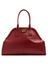 GUCCI | Re(Belle) large top handle leather tote | Clouty