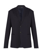 Giorgio Armani | Slim-fit virgin-wool suit jacket | Clouty