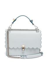 FENDI | Kan I leather shoulder bag | Clouty