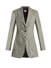 Maison Margiela   Pied de poule wool jacket   Clouty