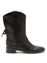 See by Chloé | Western leather boots | Clouty