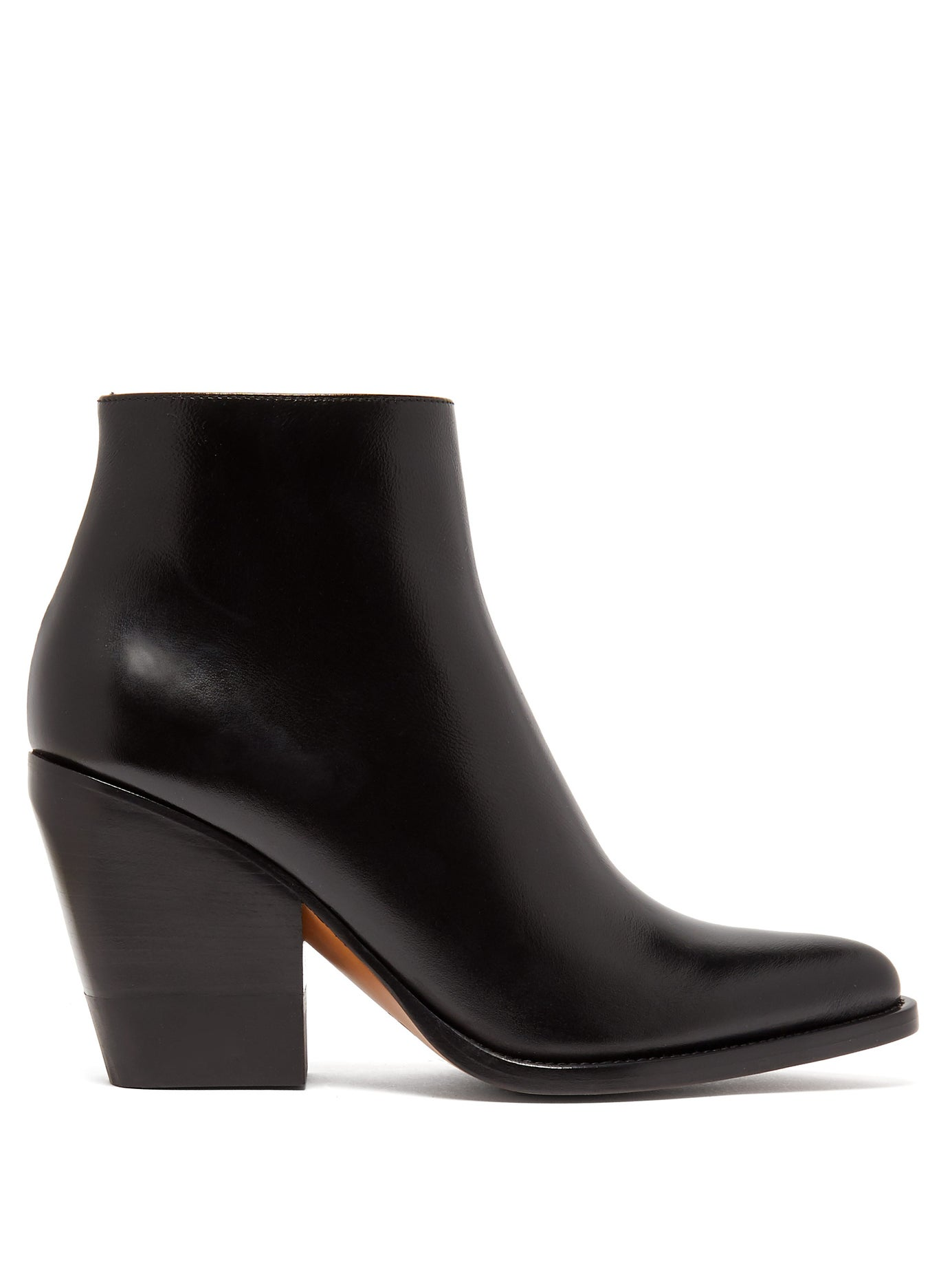 Chloé | Western leather boots | Clouty
