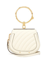 Chloé | Nile small quilted-leather cross-body bag | Clouty