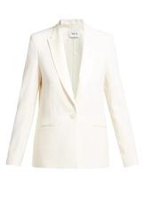 PALLAS X CLAIRE THOMSON-JONVILLE | Dandy single-breasted blazer | Clouty