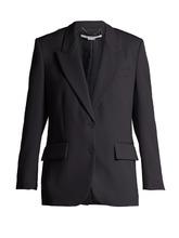 Stella McCartney | Single-breasted wool blazer | Clouty