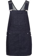 GIVENCHY | Givenchy - Printed Denim Mini Dress - Dark denim | Clouty