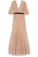 Alice Mccall | alice McCALL - Look Good Feel Good Lace Gown - Blush | Clouty