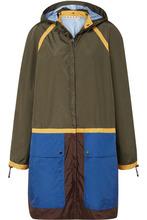 Marni | Marni - Color-block Shell Jacket - Green | Clouty