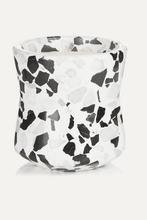 Tom Dixon   Tom Dixon - Terrazzo Medium Scented Candle - White   Clouty