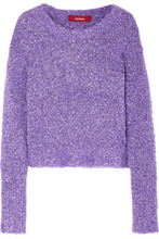 Sies Marjan | Sies Marjan - Courtney Lurex Sweater - Violet | Clouty