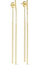 Carolina Bucci | Carolina Bucci - Double Magic Wand 18-karat Gold Earrings - one size | Clouty