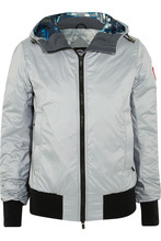 CANADA GOOSE | Canada Goose - Dore Hooded Shell Down Jacket - Gray | Clouty