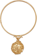 Alighieri | Alighieri - The Fortune Charm Gold-plated Bracelet - one size | Clouty