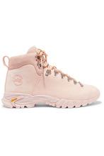 Diemme | Diemme - Maser Lt. Hiker Suede Ankle Boots - Pastel pink | Clouty