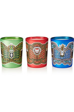 Diptyque | Diptyque - Legende Du Nord Set Of Three Scented Candles, 3 X 190g - one size | Clouty