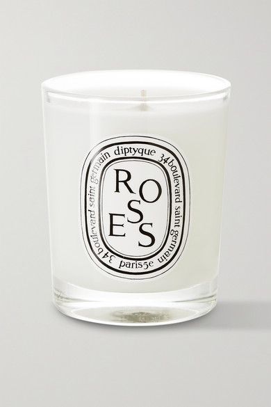 Diptyque | Diptyque - Roses Scented Candle, 70g - one size | Clouty