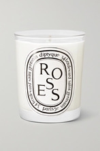 Diptyque | Diptyque - Roses Scented Candle, 190g - one size | Clouty