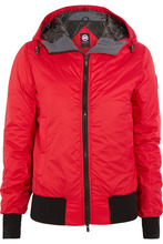 CANADA GOOSE | Canada Goose - Dore Hooded Shell Down Jacket - Red | Clouty