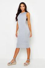 Boohoo | Sleeveless Midi Dress | Clouty