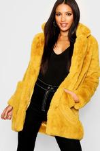 Boohoo | Boutique Faux Fur Coat | Clouty
