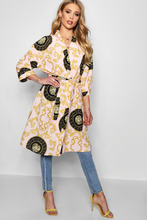 Boohoo | Printed Kimono | Clouty
