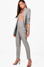 Boohoo | Double Breasted Oversized Blazer | Clouty