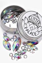 Boohoo | Halloween Glitter Palace Loose Face Gems | Clouty